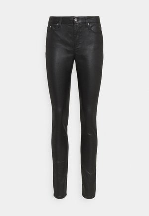 METALLIC  - Jeans Skinny - black
