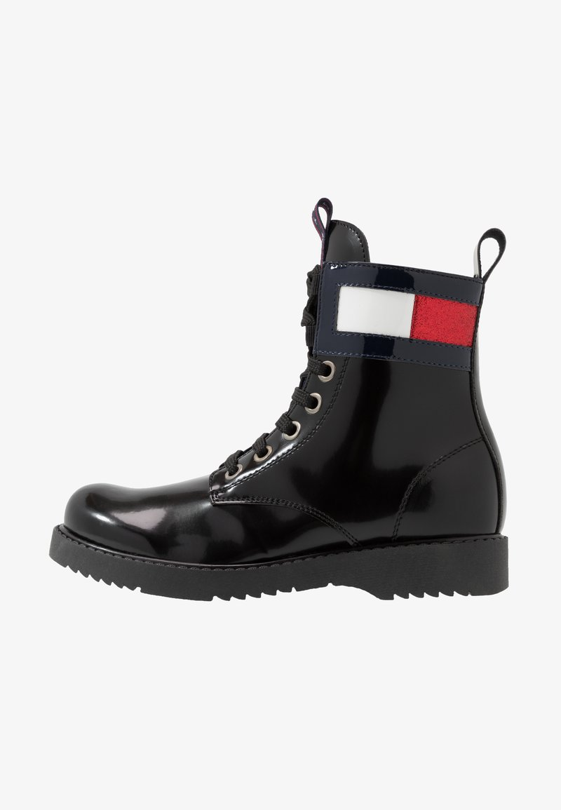 Tommy Hilfiger - Bottines à lacets - black