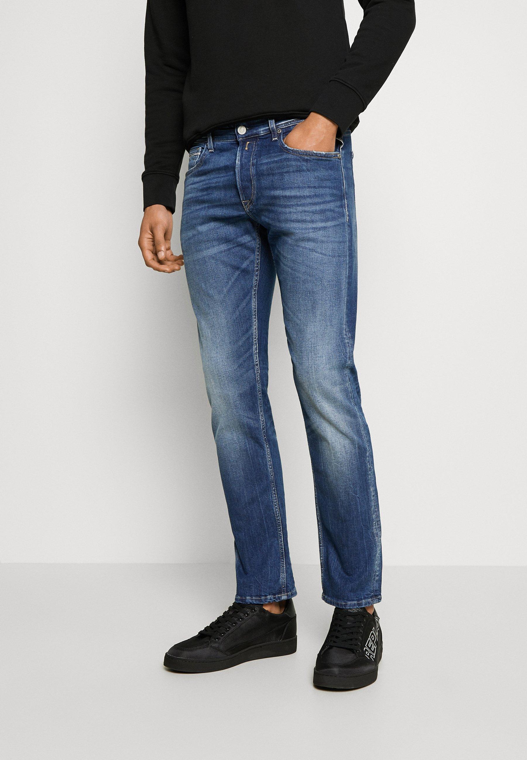 Men GROVER - Straight leg jeans