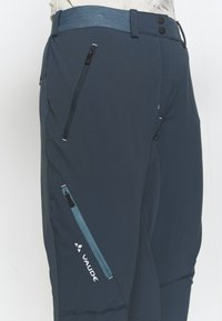 Vaude - SCOPI PANTS - Pantalons outdoor - steelblue - 4