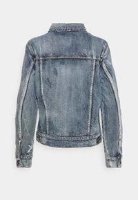 Desigual - CHAQ BALT - Denim jacket - blue - 1