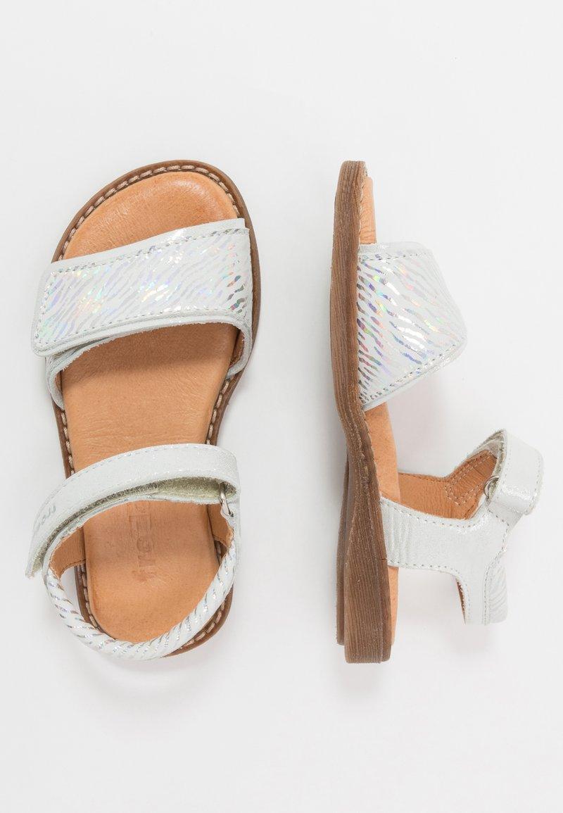 Froddo - LORE SPARKLE MEDIUM FIT - Sandales - white