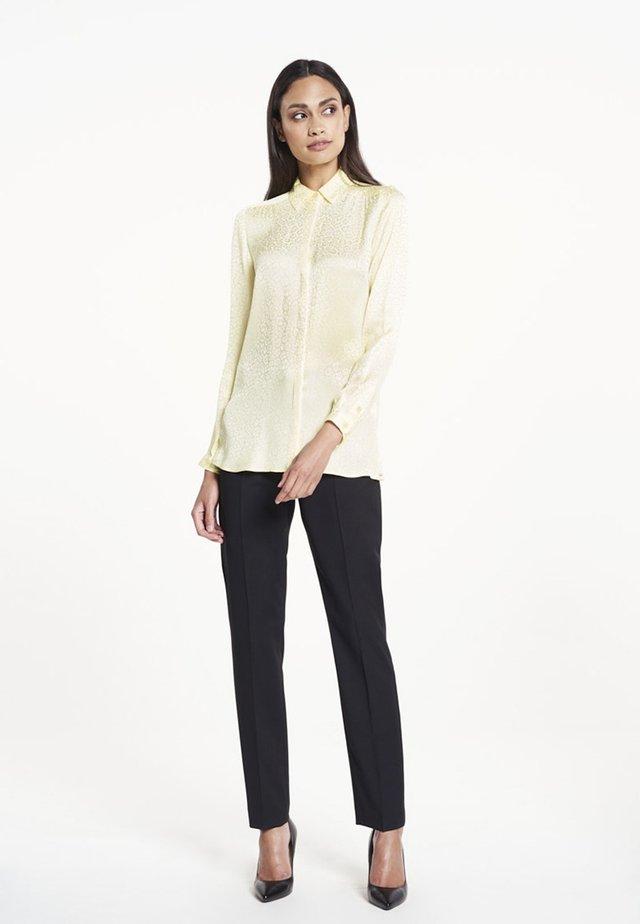 AMELIE - Overhemdblouse - yellow