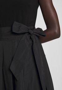 Lauren Ralph Lauren - MEMORY LONG GOWN COMBO - Occasion wear - black - 7