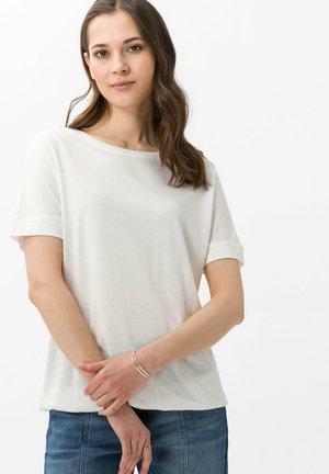 STYLE CARLA - Basic T-shirt - offwhite