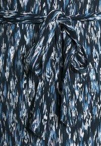 ICHI - MARRAKECH  - Maxi dress - total eclipse - 3