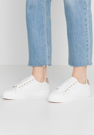 SEAVILLE  - Sneakers laag - bright white/rose gold