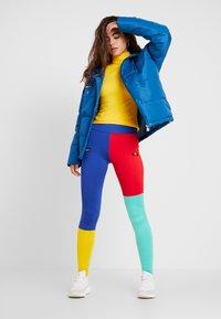 Ellesse - PEJO - Lehká bunda - blue - 1