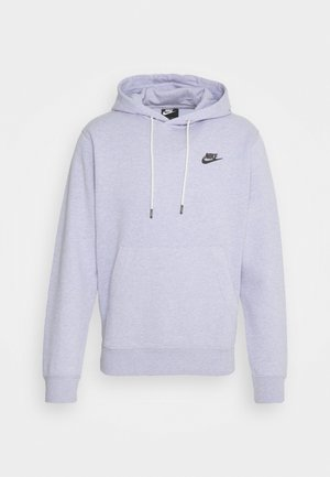 HOODIE - Jersey con capucha - purple chalk/smoke grey