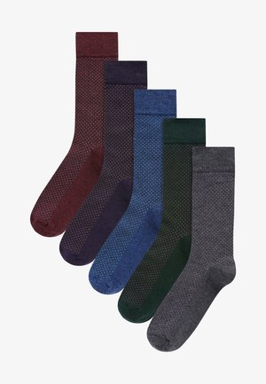FIVE PACK - Socks - multi-coloured