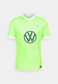 VFL WOLFSBURG  - Club wear - ghost green/white