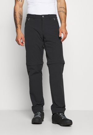 MENS YAKI WINTER ZO PANTS - Pantalon classique - black
