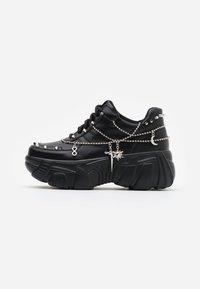Koi Footwear - VEGAN JINX - Sneakers laag - black - 1