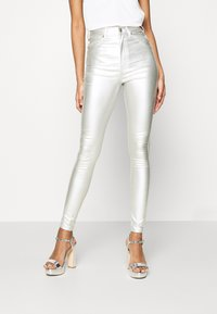 Dr.Denim - MOXY - Jeans Skinny Fit - silver - 0