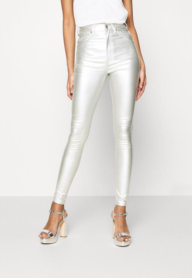 MOXY - Jeans Skinny Fit - silver