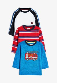 Next - 3 PACK - Long sleeved top - blue - 0