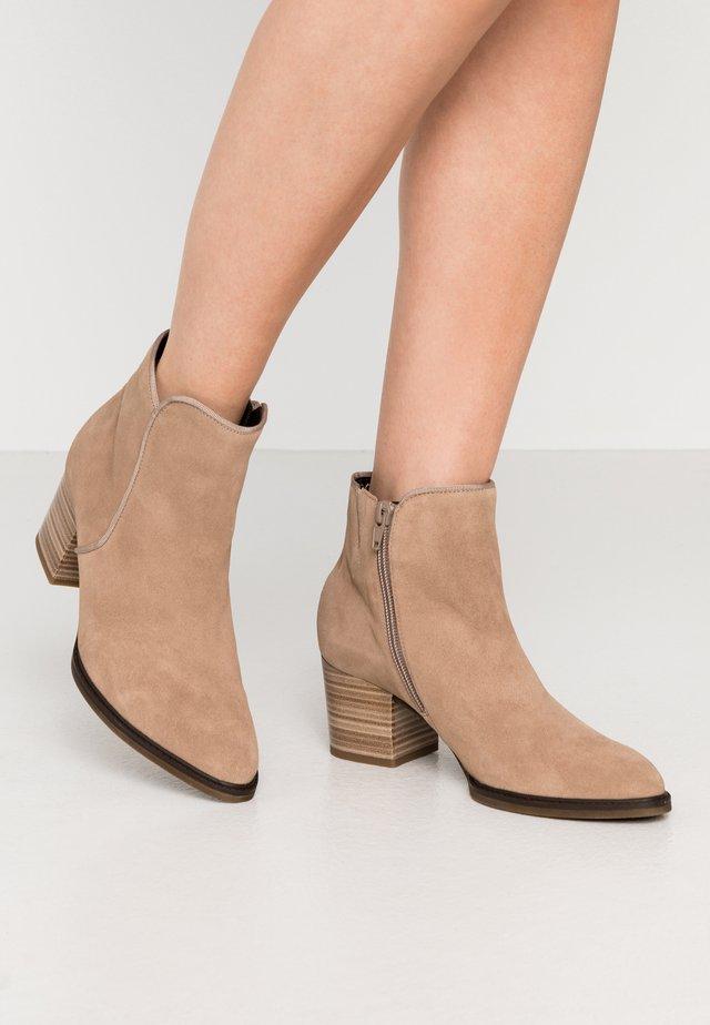 Korte laarzen - desert