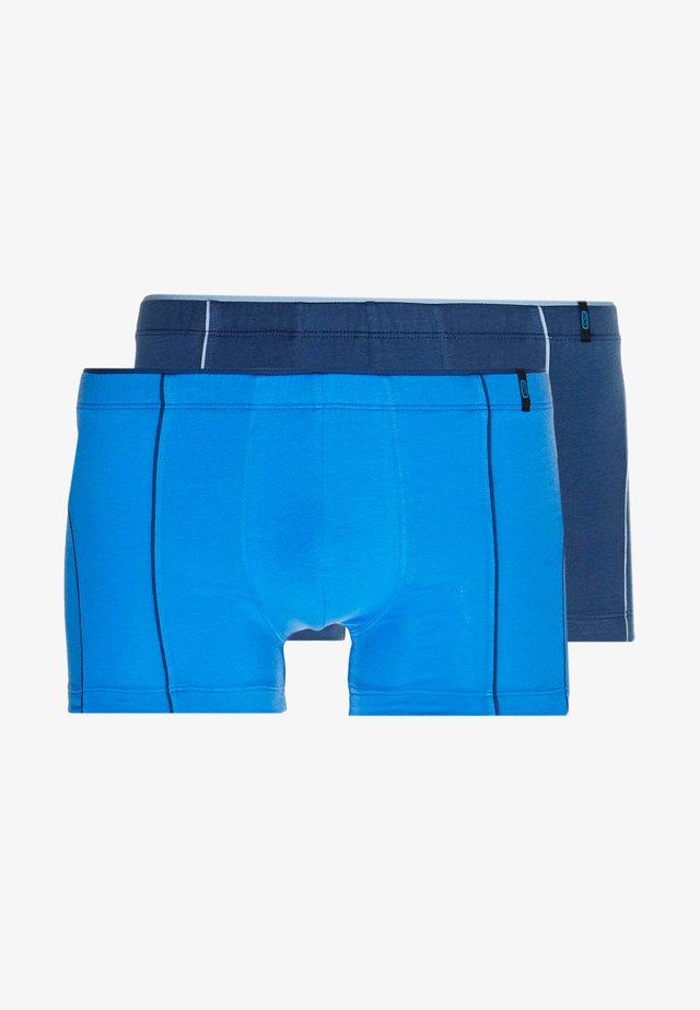 2 PACK - Pants - blue/dark blue