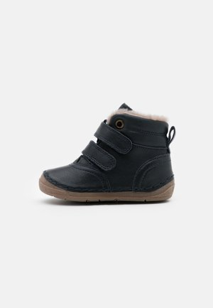 PAIX WINTER SHOES WIDE FIT - Stövletter - dark blue