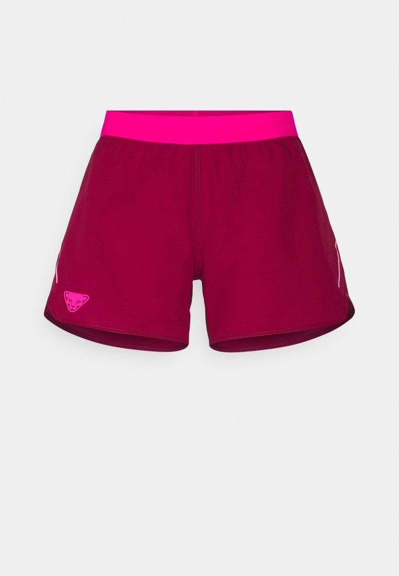 Dynafit - ALPINE SHORTS - Sports shorts - beet red