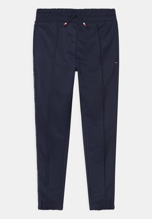 TAPE  - Tracksuit bottoms - twilight navy