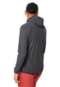 Jack Wolfskin - Fleece jacket - black stripes - 1