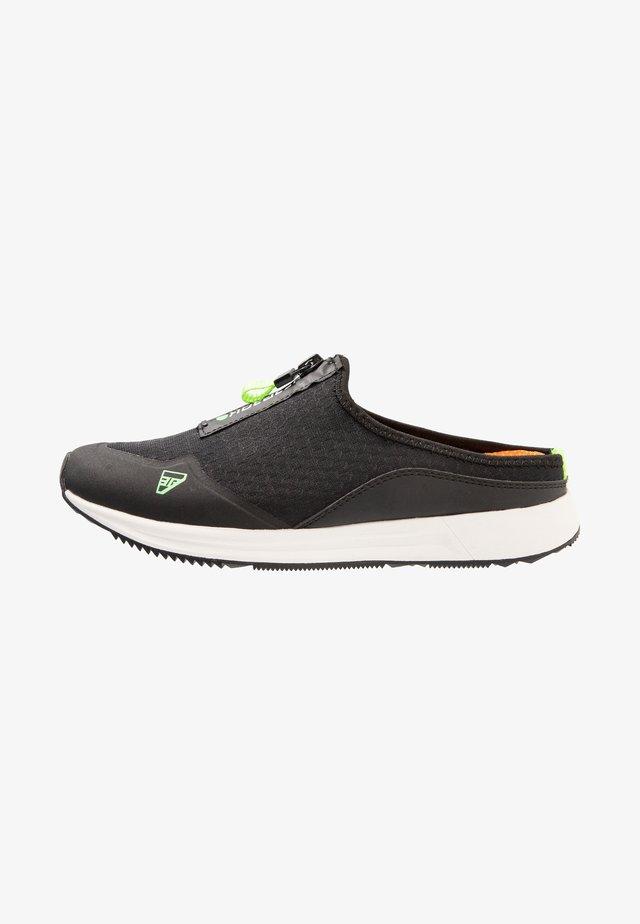 AMALFI MS - Walking sandals - black