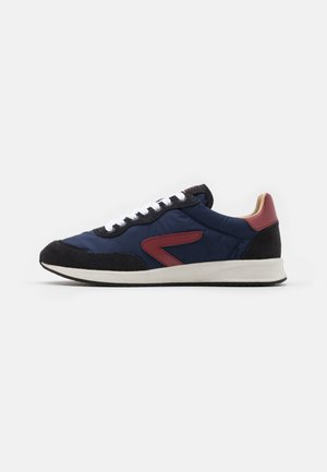 LINE - Trainers - navy/gravel/offwhite