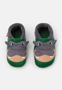 POLOLO - HIPPO - First shoes - graphit - 3