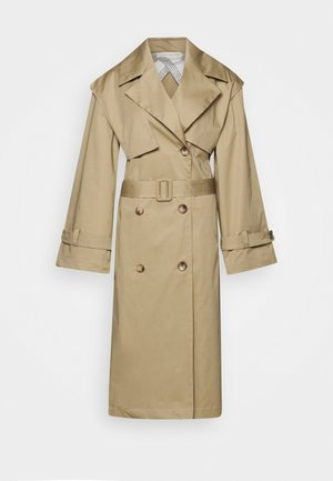 MIMI CTHICK - Trenchcoat - beige