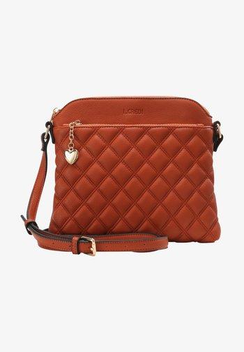 FLORENZE - Across body bag - orange