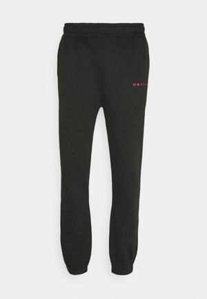 ESSENTIAL UNISEX - Tracksuit bottoms - black