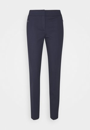 HESIRE - Kalhoty - dark blue