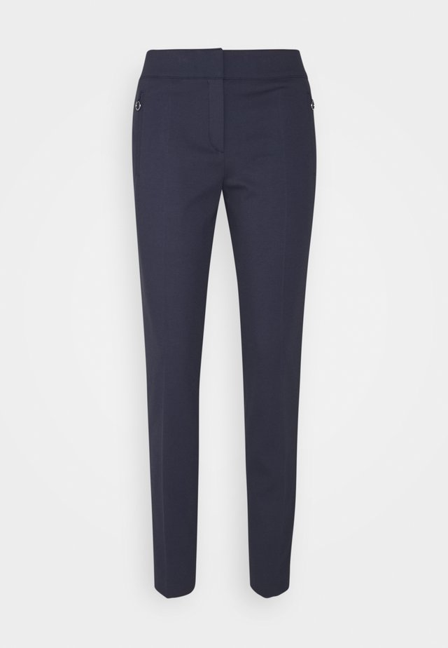 HESIRE - Pantaloni - dark blue