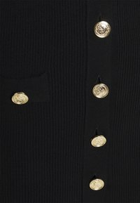 Pinko - PARAPENDIO ABITO COSTINA - Pletené šaty - black - 2