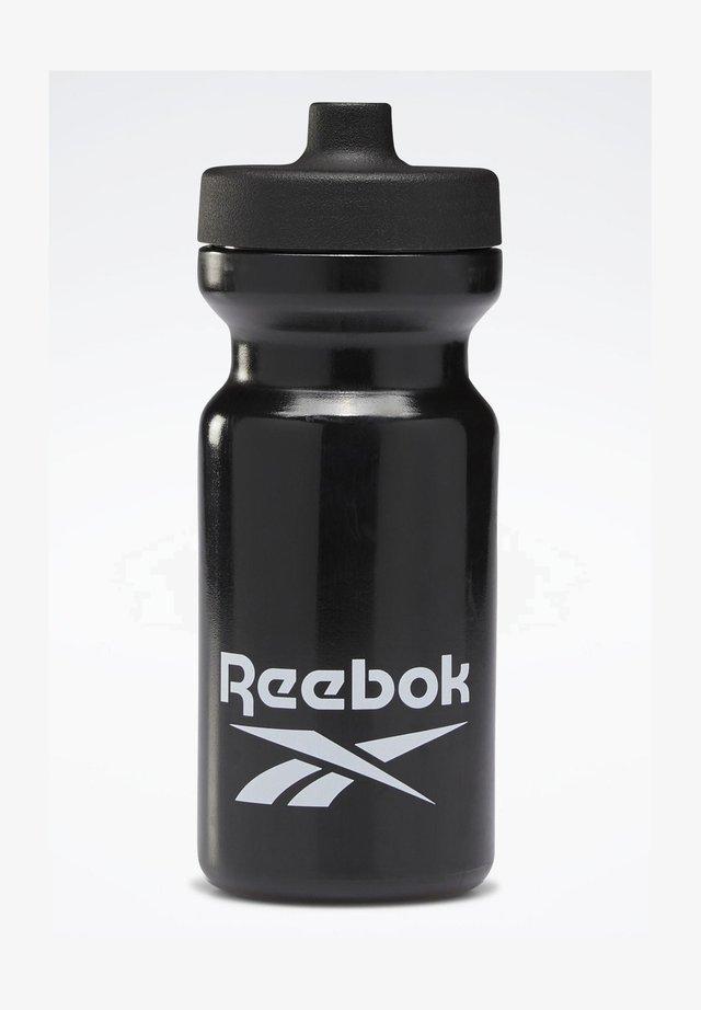 ESSENTIALS TRAINING - Trinkflasche - black