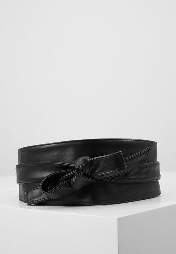 Pasek - black