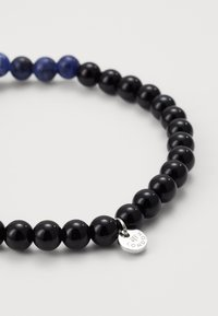 Tateossian - KING SKULL SEMI PRECIOUS UNISEX - Armband - black - 3