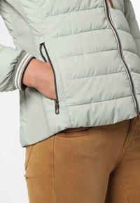 camel active - STEPP - Winter jacket - mint - 2