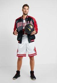 Mitchell & Ness - NBA CHICAGO BULLS PLATINUM SWINGMAN SCOTTIE PIPPEN - Squadra - silver - 1