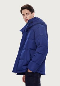 Finn Flare - Down jacket - blue - 3