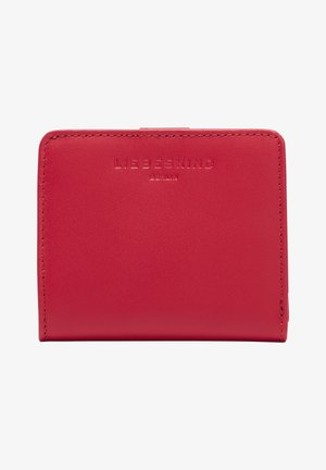 Wallet - red pepper