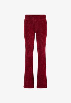 Legging - vintage red