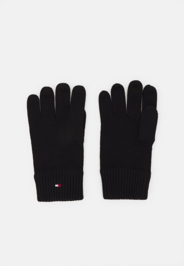 GLOVES - Gants - black