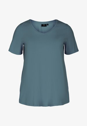 Basic T-shirt - dark green