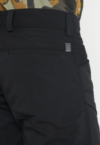 Haglöfs - MID FJORD PANT MEN - Outdoor trousers - true black - 5