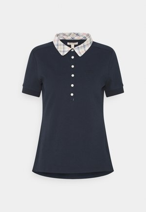 BARBOUR MALVERN - Blouse - navy/tartan