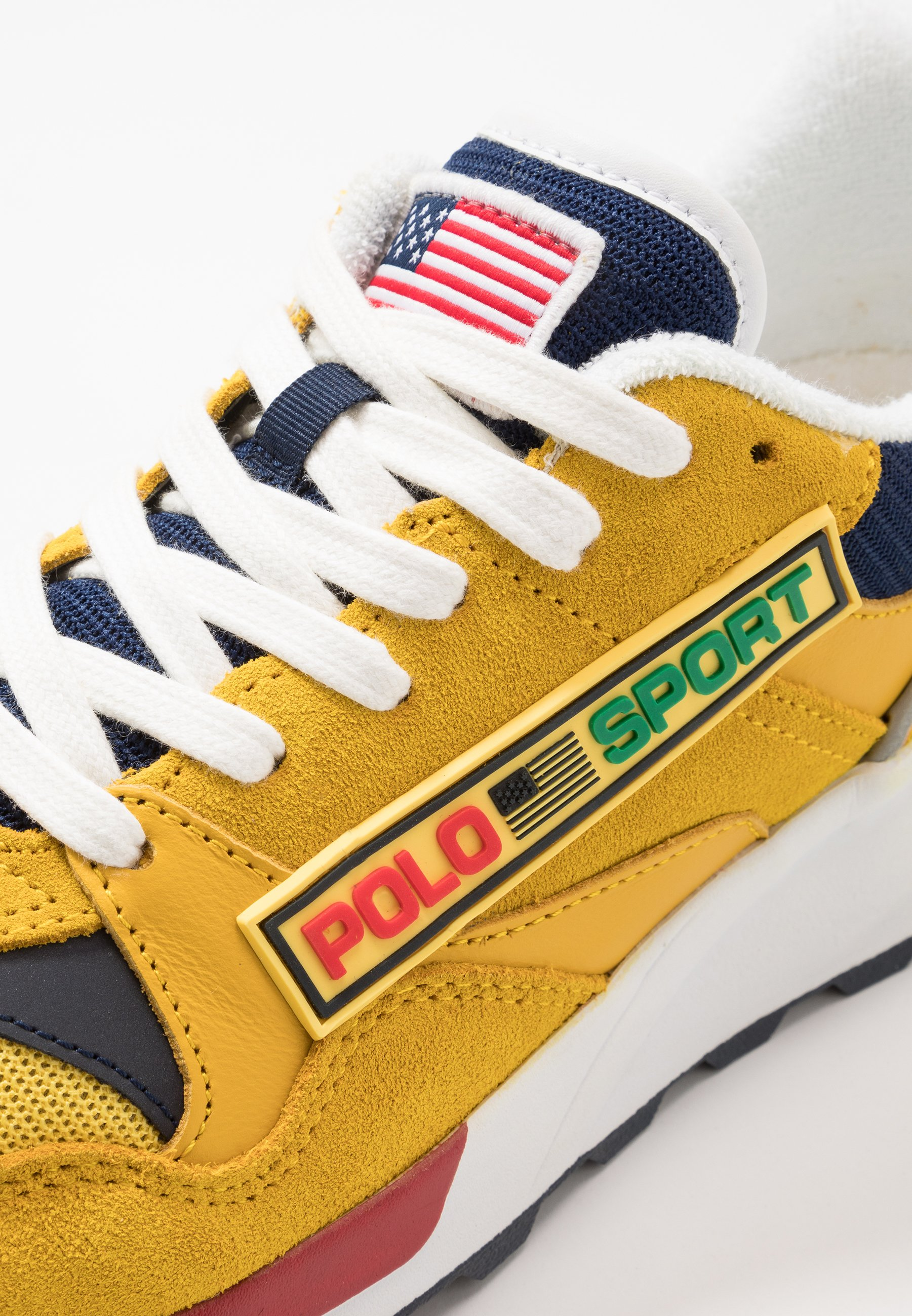 Polo Ralph Lauren Sneakers - Chrome Yellow