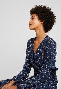 edc by Esprit - WRAP DRESS - Robe d'été - navy - 4
