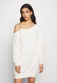 River Island Petite - Day dress - white - 0